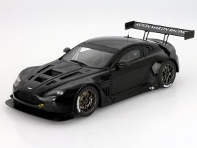 Aston Martin Vantage V12 GT3 Year 2013 black 1:18 AUTOart