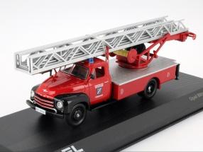 Opel Blitz Fire department Year 1952-1960 red 1:43 Altaya