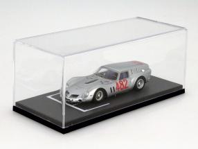 BBR Vitrine mit Gitterlinienfläche für Modellautos im Maßstab 1:43