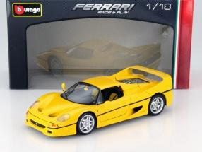 Ferrari F50 yellow 1:18 Bburago