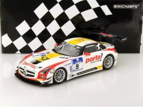 Mercedes-Benz SLS AMG GT3 #9 Winner 24h Nürburgring 2013 1:18 Minichamps