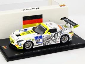 Mercedes-Benz SLS AMG GT3 HTP Motorsport #15 24h Nürburgring 2014 1:43 Spark