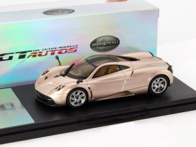Pagani Huayra Year 2013 gold 1:43 Welly GTA