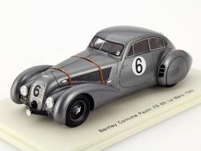 Bentley Corniche Paulin #6 24h LeMans 1949 Hay, Wisdom 1:43 Spark