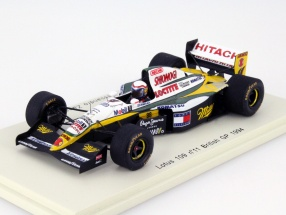 Alessandro Zanardi Lotus 109 #11 Great Britain GP Formula 1 1994 1:43 Spark