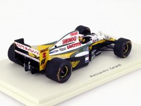 Alessandro Zanardi Lotus 109 #11 Great Britain GP Formula 1 1994