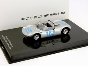 Porsche 904-8 Känguruh #182 Targa Florio 1965 Gerhard Mitter 1:43 Norev