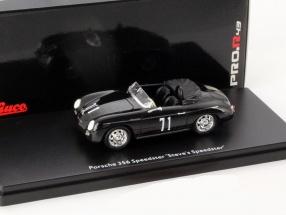 Porsche 356 Speedster #71 Steve's Speedster black 1:43 Schuco