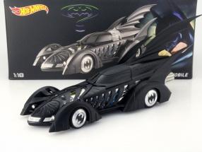 Batmobile Movie Batman Forever 1995 1:18 HotWheels Heritage