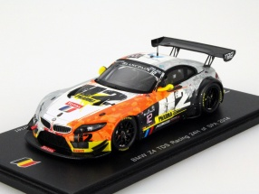 BMW Z4 #12 24h Spa 2014 TDS Racing 1:43 Spark