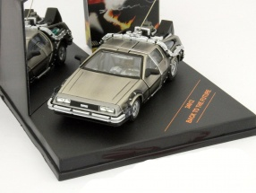 De Lorean DMC 12 Back to the Future Part I 1:43 Vitesse