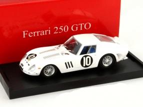 Ferrari 250 GTO #10 2nd Tourist Trophy 1962 Hill 1:43 Brumm