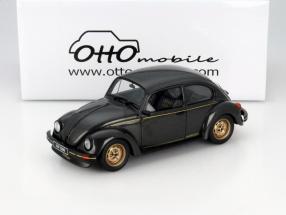Volkswagen VW Käfer 1200 Okrasa Oettinger Baujahr 1984 schwarz 1:18 OttOmobile