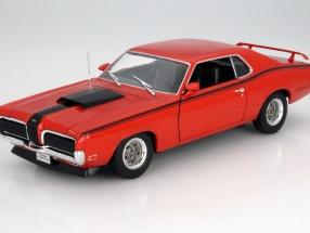 Mercury Cougar Eliminator Baujahr 1970 orange 1:18 Welly