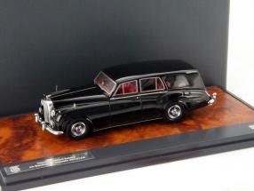 Bentley S2 Harold Radford Estate Year 1959 black 1:43 Matrix