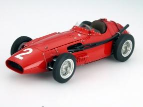 Fangio Maserati 250F #2 formula 1 worldchampion 1957 Winner GP France 1:18 CMC