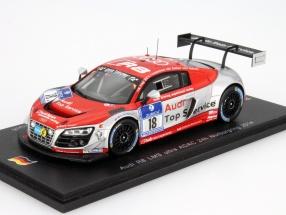 Audi R8 LMS Ultra #18 24h Nürburgring 2014 Audi Race Experience 1:43 Spark