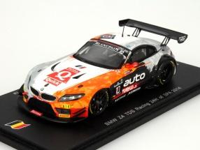 BMW Z4 #10 24h Spa 2014 TDS Racing 1:43 Spark