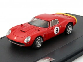 Iso Daytona 6000 GT Prototipo #8 Year 1965 red 1:43 Matrix