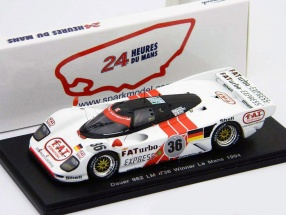 Dauer 962 LM #36 Sieger Le Mans 1994 weiß 1:43 Spark