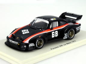 Porsche 935 #68 24h LeMans 1979 Interscope Racing 1:43 Spark
