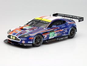 Aston Martin Vantage GTE AMR #97 24h LeMans 2013 1:18 Spark