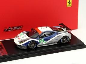 Ferrari 458 Italia GTE #52 LM GTE Pro 24h LeMans 2014 RAM Racing 1:43 Looksmart