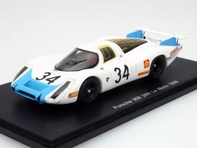 Porsche 908 #34 24h LeMans 1968 Buzzetta, Patrick 1:43 Spark