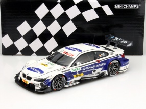 Dirk Werner BMW M3 DTM #2 DTM 2013 Team Schnitzer 1:18 Minichamps
