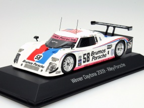 Riley-Porsche #58 Winner 24h Daytona 2009 Brumos Racing 1:43 Spark