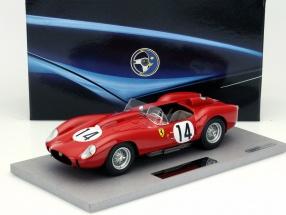 Ferrari 250 TR #14 Winner 24h LeMans 1958 Scuderia Ferrari 1:18 BBR