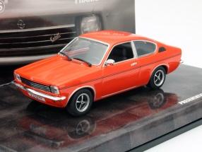 Opel Kadett Coupe IAA Frankfurt 1973 rot 1:43 Minichamps