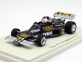 Clay Regazzoni Ensign N177 #22 Argentina GP Formula 1 1977 1:43 Spark