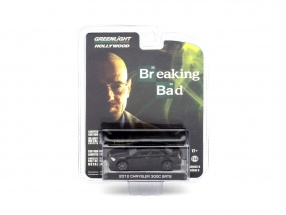 Chrysler 300C SRT8 out the TV series Breaking Bad 2008-13 black 1:64 Greenlight