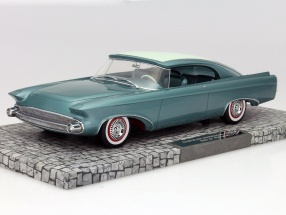 Chrysler Norseman Baujahr 1956 hellblau metallic 1:18 Minichamps