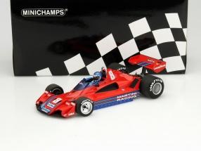 H.-J. Stuck Brabham BT45B #8 Formel 1 1977 Martini Racing 1:18 Minichamps