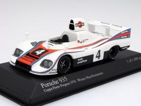 Porsche 935 #4 Winner Copa Florio Fergusa 1976 Mass / Stommelen 1:43 Minichamps