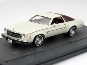 Chevrolet Chevelle Malibu Hardtop white 1:43 Matrix