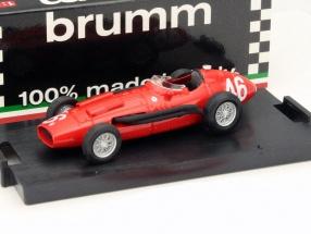 Maserati 250F #46 Prova GP Italia Formel 1 1957 1:43 Brumm