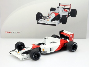 G. Berger McLaren MP4/6 Japanese GP Winner Formula 1 1991 1:18 TrueScale