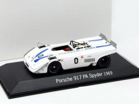 Porsche 917 PA Spyder #0 Experience Center Atlanta 1:43 Spark