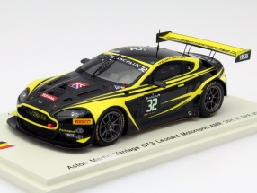 Aston Martin Vantage GT3 #32 24h Spa 2014 Leonard Motorsport AMR 1:43 Spark