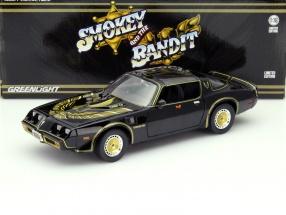 Pontiac Firebird Trans Am Movie Smokey and the Bandit II 1980 1:18 Greenlight