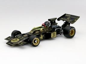E. Fittipaldi Lotus Typ 72D #31 World Champion Austria GP F1 1972 1:18 Quartzo