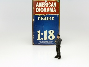 Policeman out Germany Figure 1:18 American Diorama