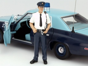 Policeman out Holland Figure 1:18 American Diorama
