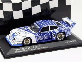Ford Capri Turbo Gr.5 #3 Winner DRM 1982 Nürburgring Niedzwiedz 1:43 Minichamps