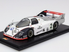 Porsche 936 J #2 2nd Hockenheim DRM 1982 Wollek 1:43 Spark