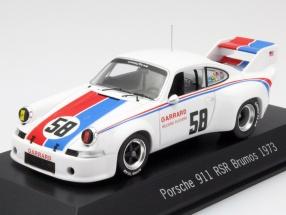 Porsche 911 RSR #58 Daytona 1973 Brumos 1:43 Spark