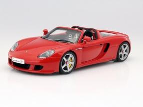 Porsche Carrera GT rot 1:18 AUTOart